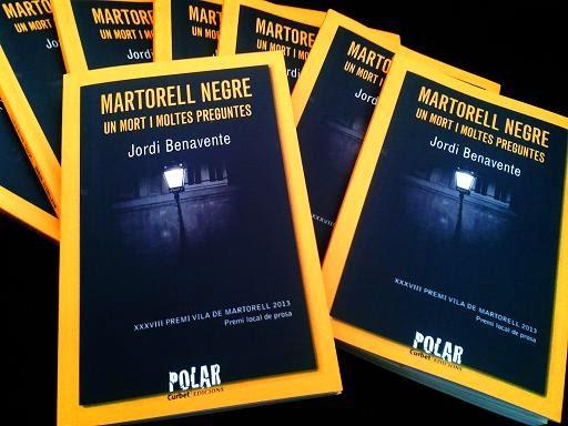 Llibre de no-ficció: MARTORELL NEGRE (Curbet, 2014)