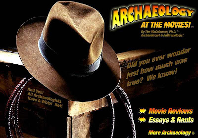 Cine y arqueología