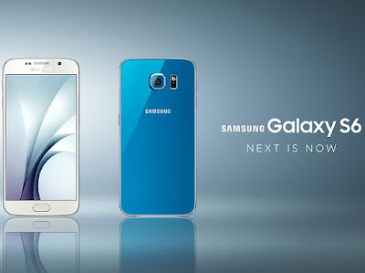 Samsung Galaxy S6 Blue Color in Pakistan