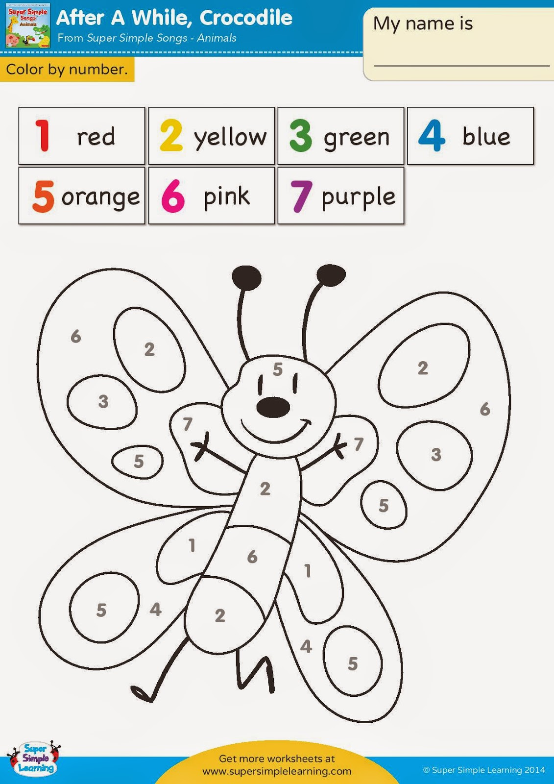 Count By Number Coloring Pages - Free Coloring Pages
