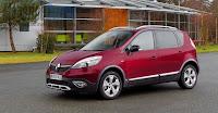 Novo Renault Scénic xmod 2013