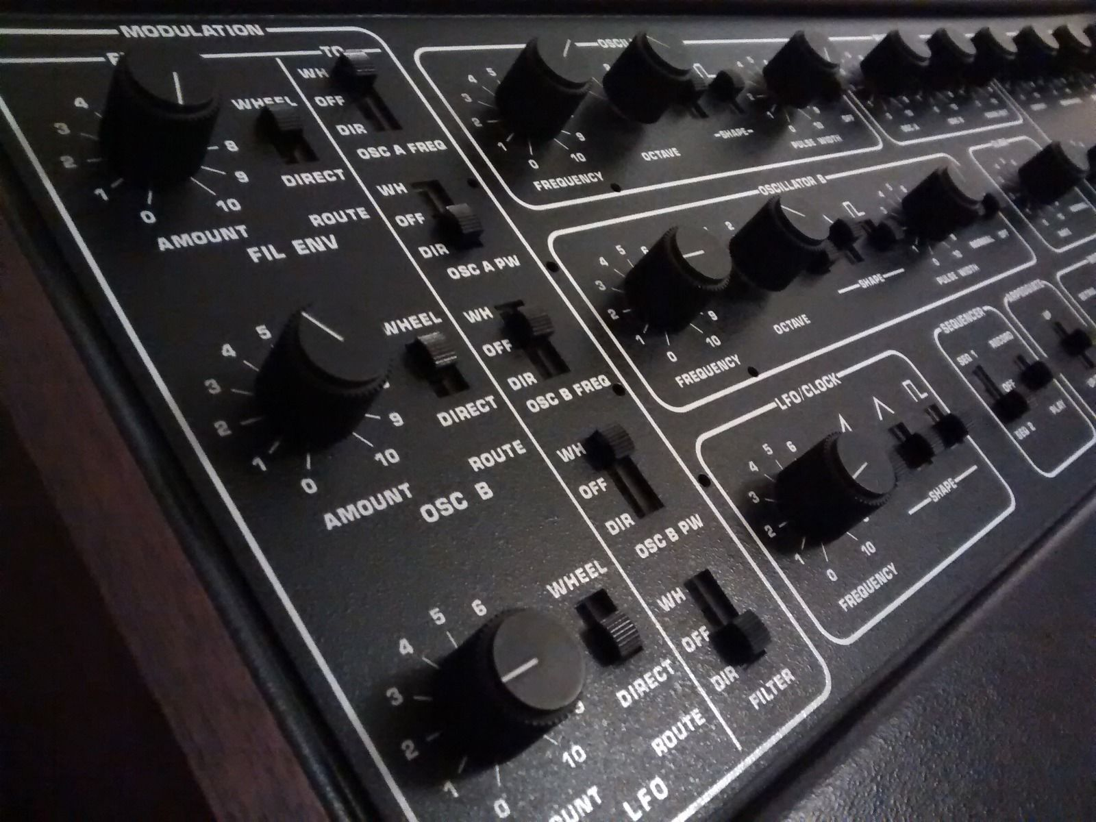 bC16 Miniature Patch Synthesizer - The Future Of Things
