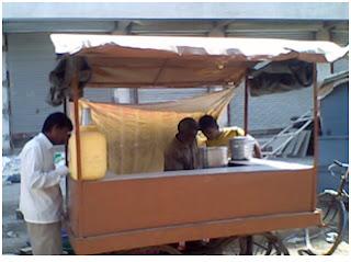 Dosa wala in Nalasopara, Mumbai