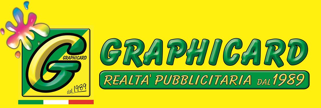 GRAPHICARD -  Realtà pubblicitaria dal 1989