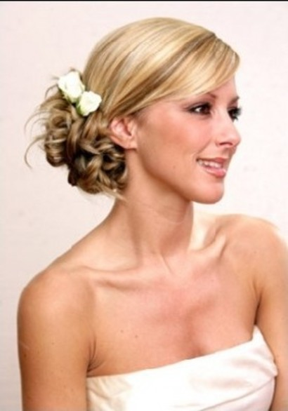 Fashion Clothing: Latest Wedding Hair Designs and Styles