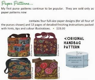 Retired Purse Patterns