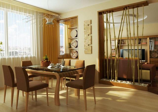 Bambu Decoracion Interior ~ Interiores con Bamb?  Decoraci?n del Hogar, Dise?o de Interiores