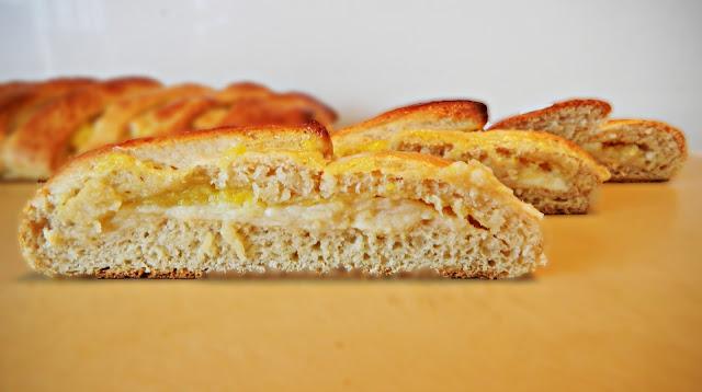 Braided lemon bread - Cherry on my Sundae