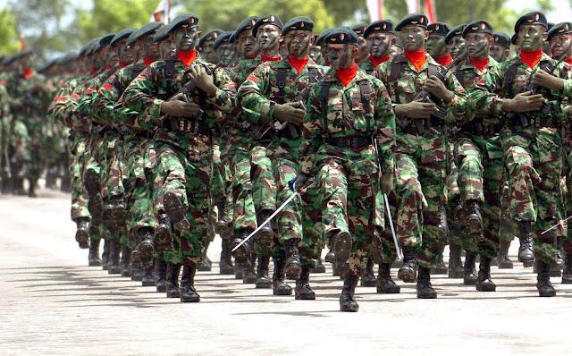 Wawancara Dengan NRC Handelsblad Mengenai Modernisasi Alutsista TNI