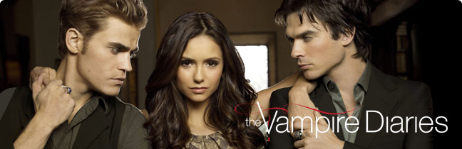 Oh Vampire Diaries, you are