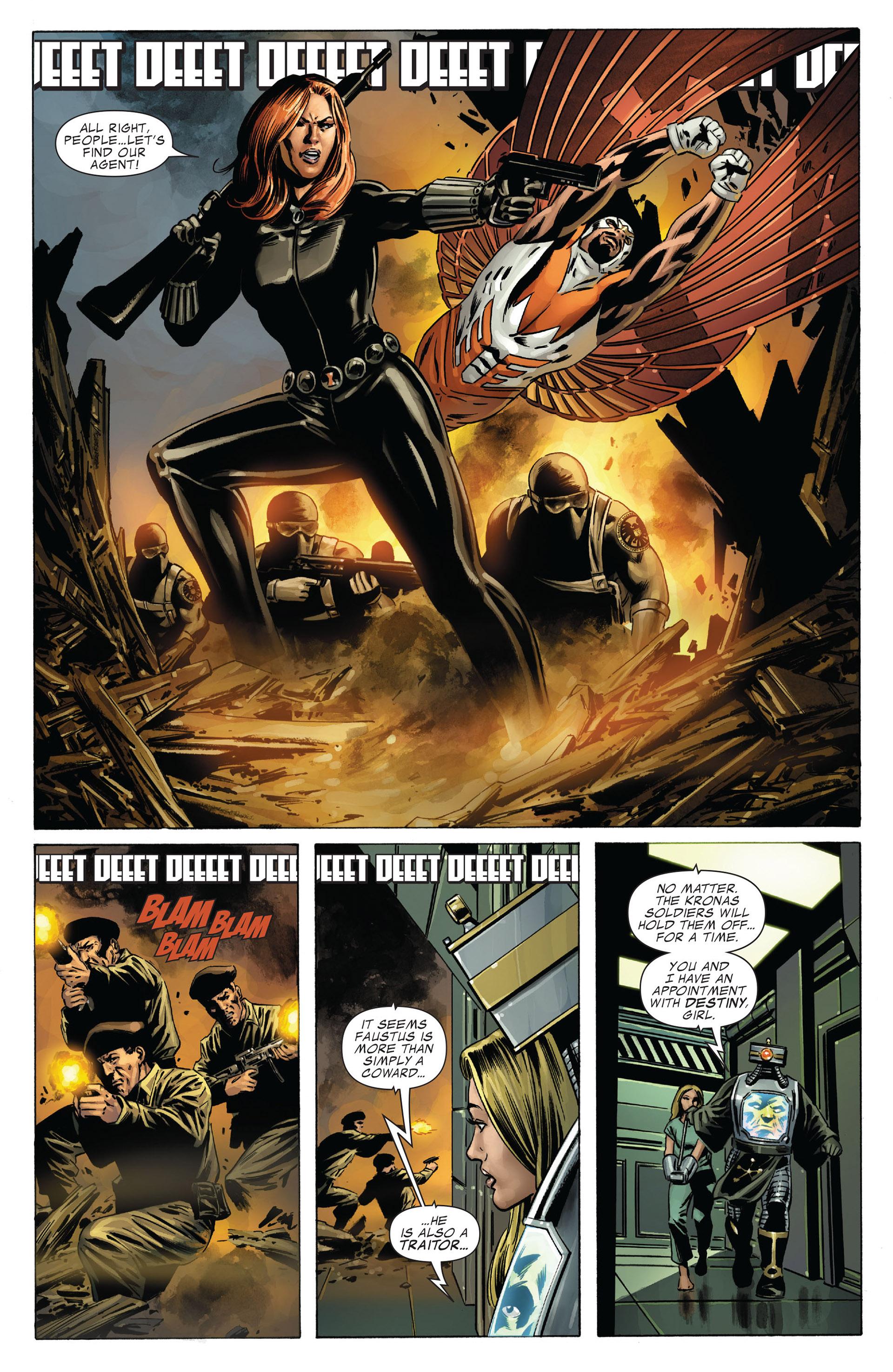Captain America (2005) Issue #41 #41 - English 21