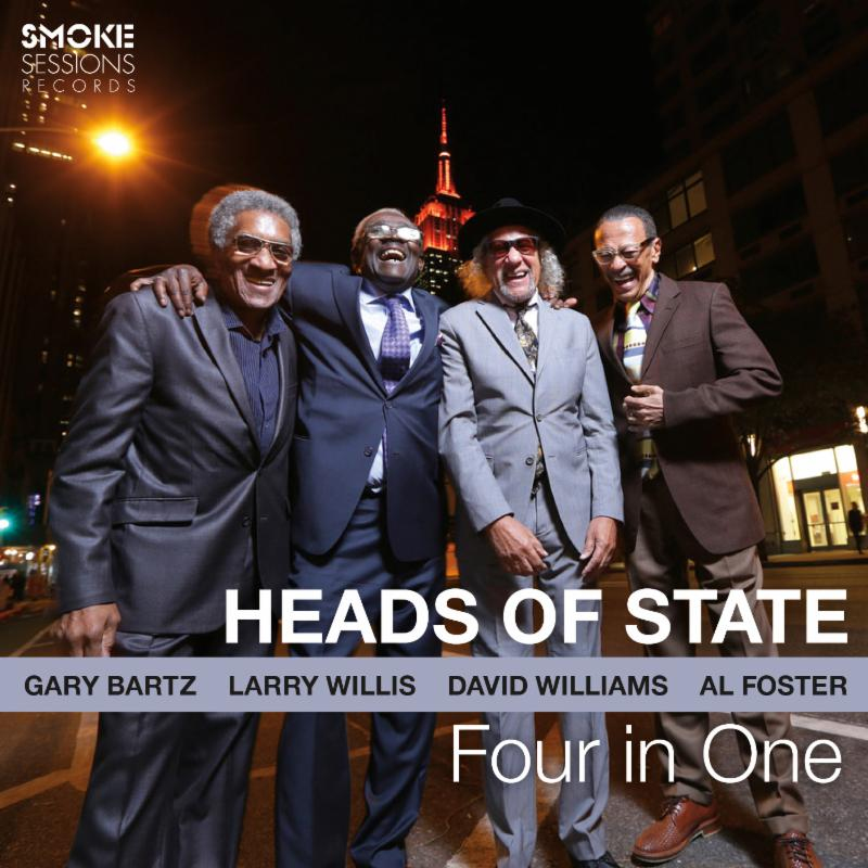 HEADS OF STATE: FOUR IN ONE