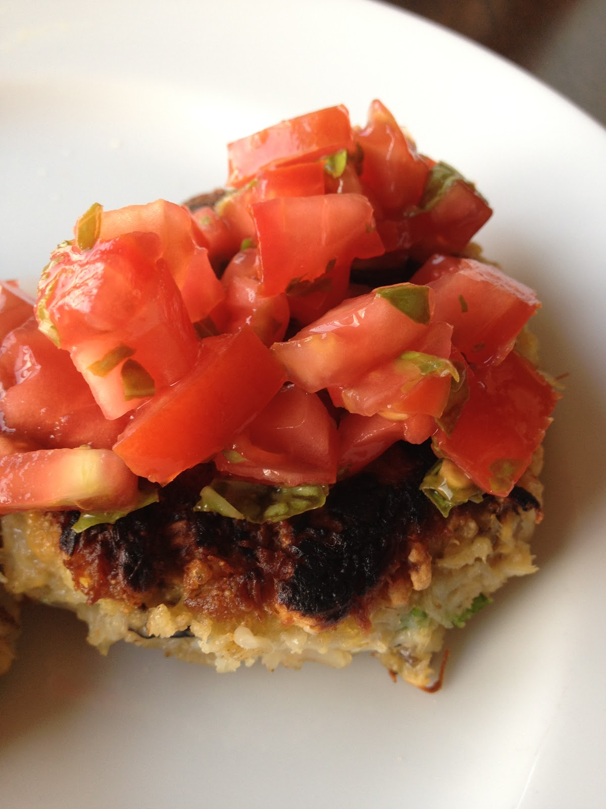 how to cook crab cake patties