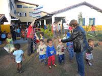 Mais uma vez a UMEI Granja de Freitas abre as portas a comunidade.