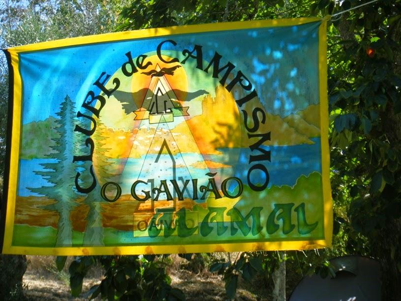 Clube de Campismo - O Gavião