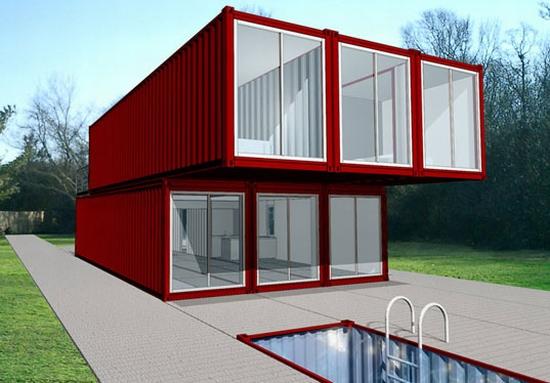 Alessandro dicembre 2011 for Casas de container modernas
