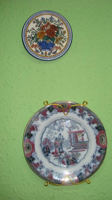Trabajos de limpieza y Restauración de porcelana.