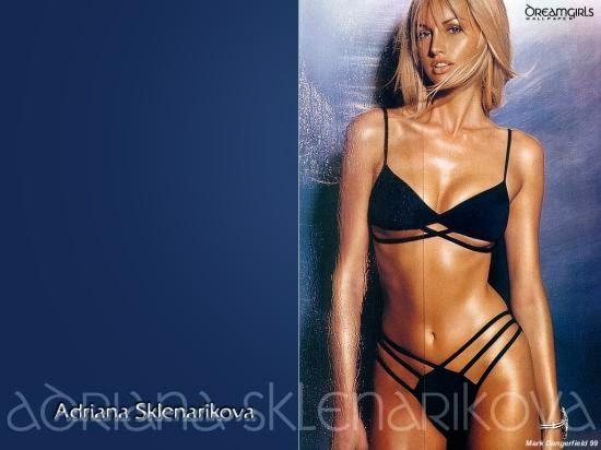 Adriana Karembeu Slovakia Hot And Beautiful Women Of