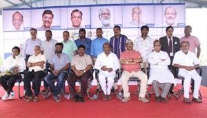 BOFTA Inauguration Day | Mahendran | Bhagyaraj | Nassar