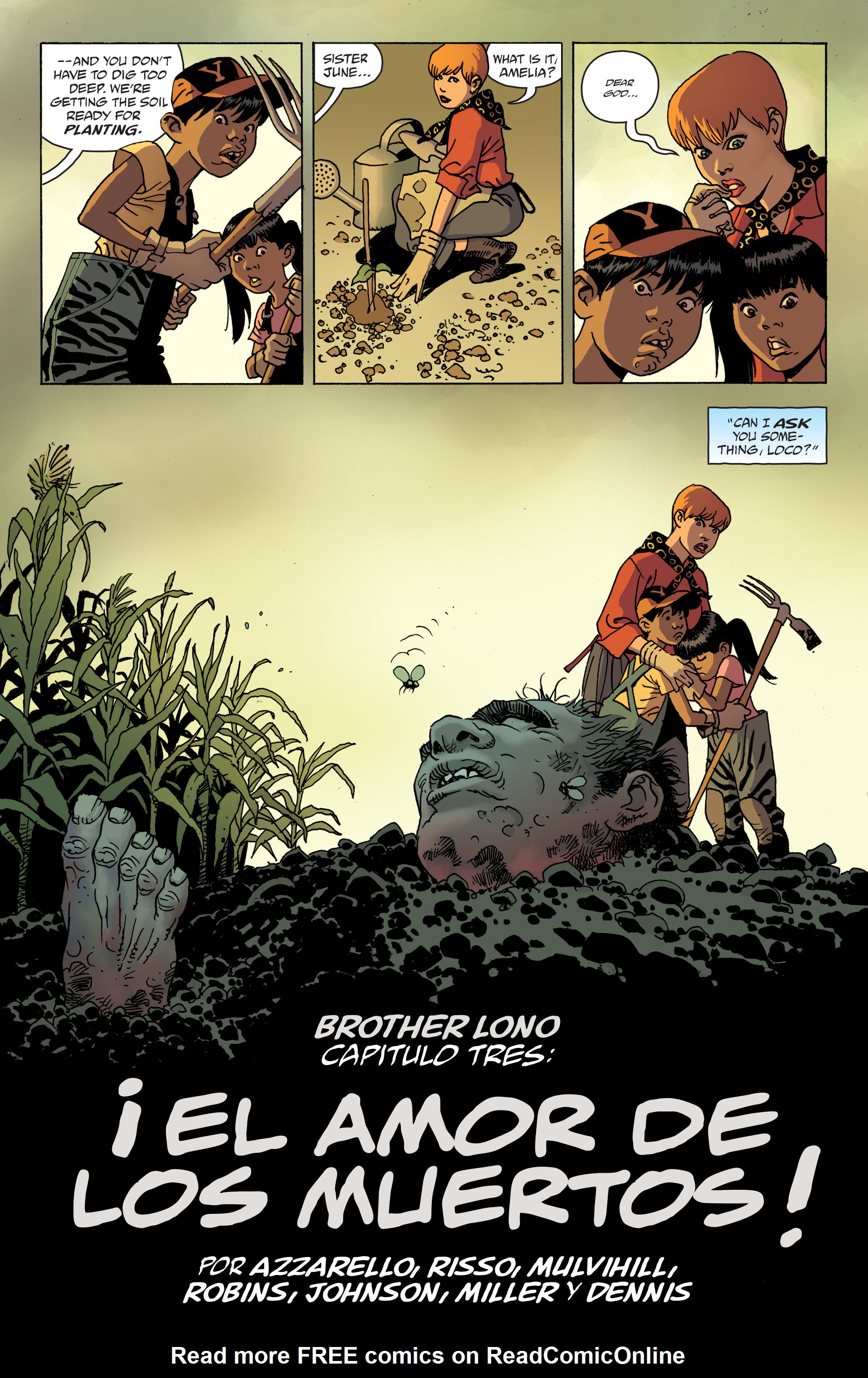 100 Bullets: Brother Lono Full Page 61
