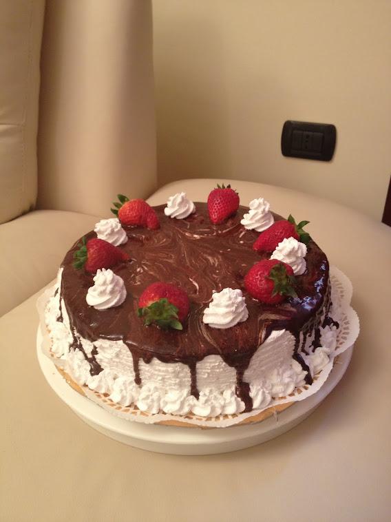 Torta compleanno Susanna:-)