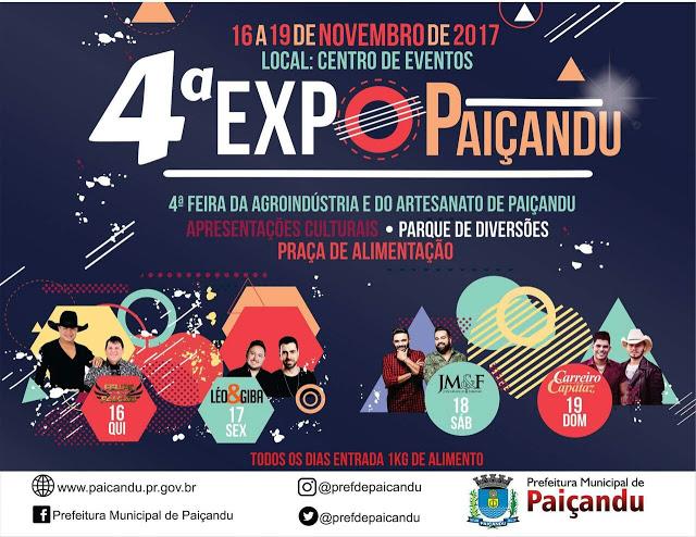 EXPO PAIÇANDU