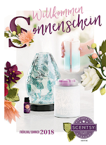 ♥ Scentsy Katalog Frühling/Sommer 2018 ♥