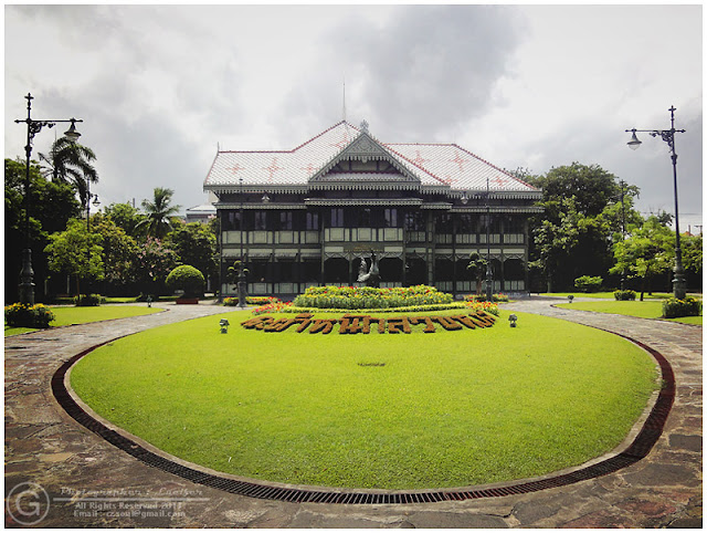 Photograph Suan Hong Residential Hall Bangkok Thailand