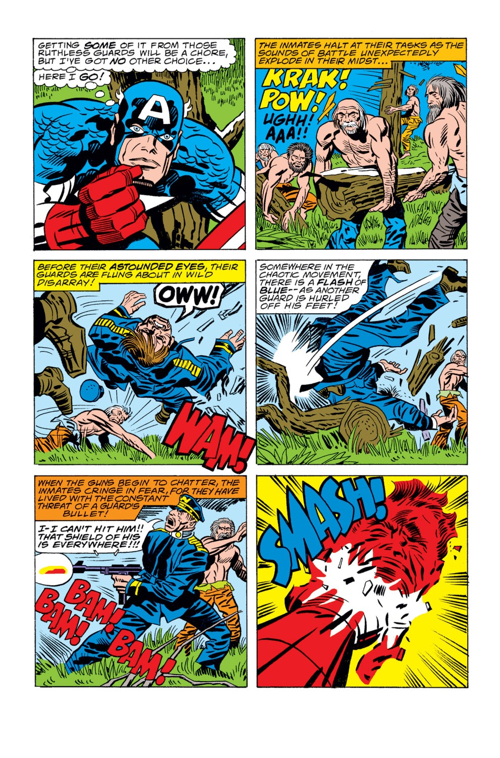 Captain America (1968) Issue #207 #121 - English 14