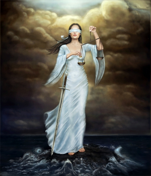 Love of the Goddess: Nemesis, Greek Goddess of Justice and ...
