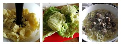 Sformatino vegetariano di verza ricetta di verdure