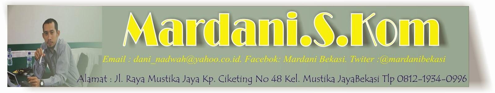Mardani Bekasi