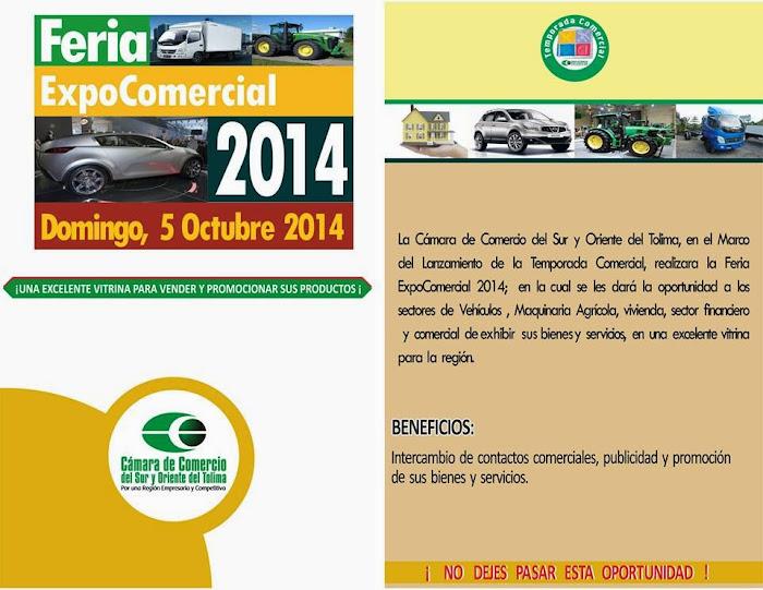 Feria ExpoComercial