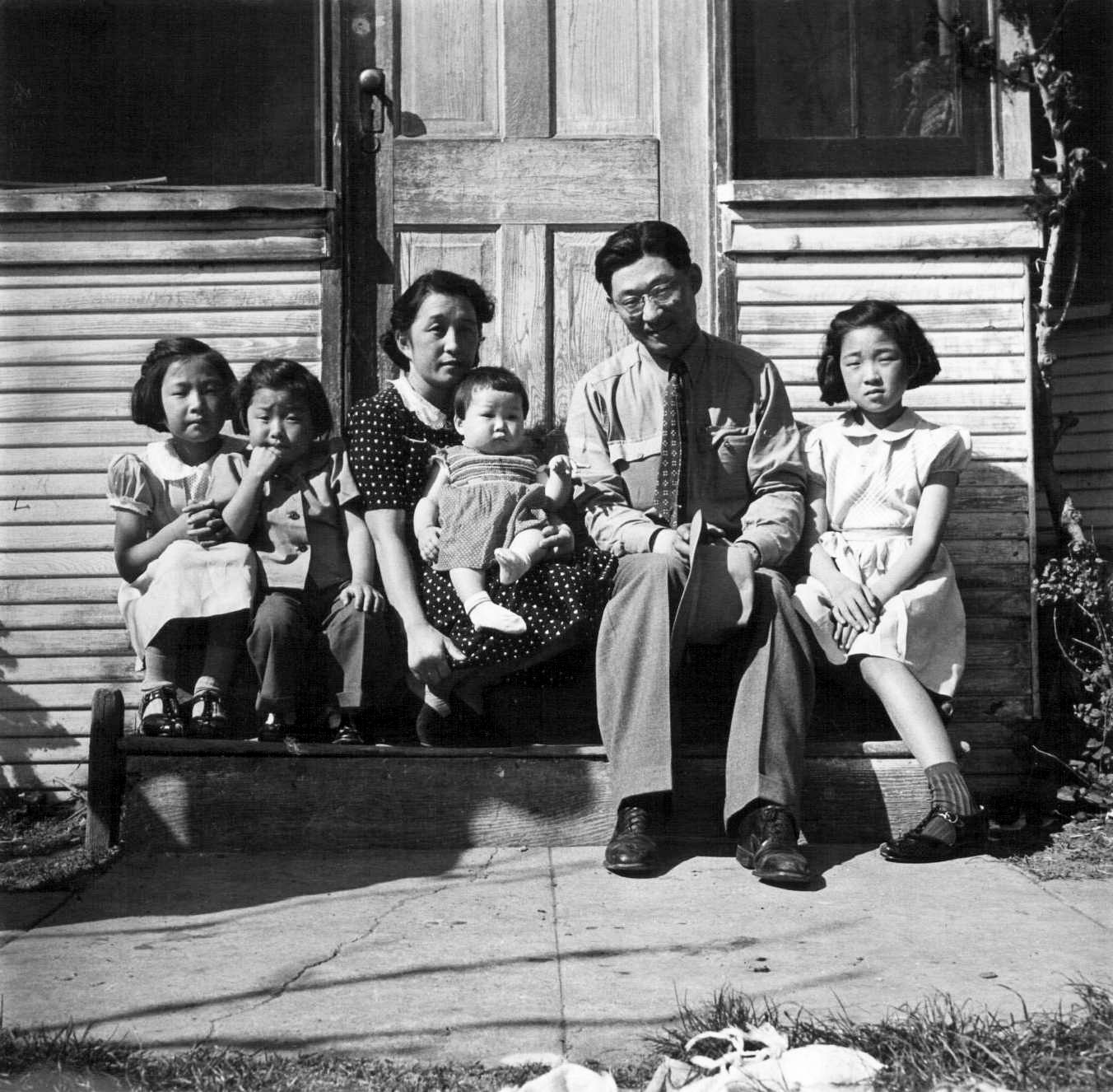 War Relocation Authority Henry Mitarai, age 36,...