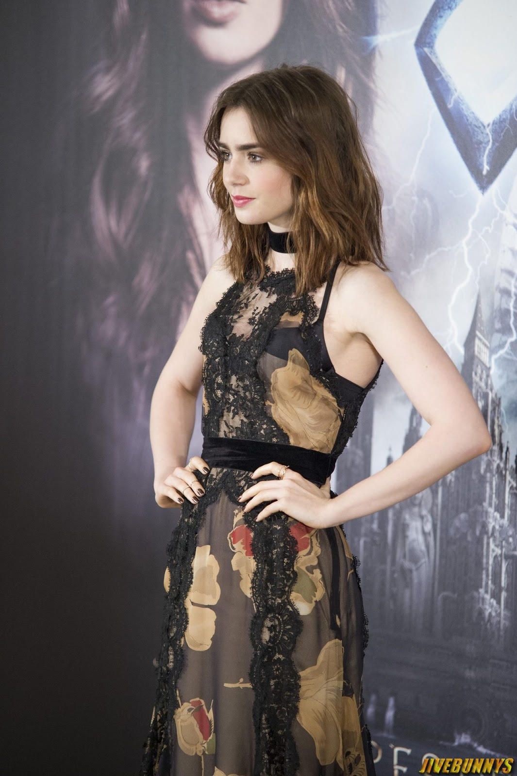Lily Collins Movie Star Photos Gallery 5