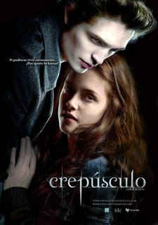 Poster Official de Twilight Crepúsculo