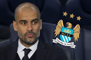 Pep Guardiola Resmi Jadi Pelatih Baru Manchester City