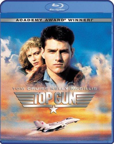 Poster of Top Gun 1986 720p BRRip Dual Audio