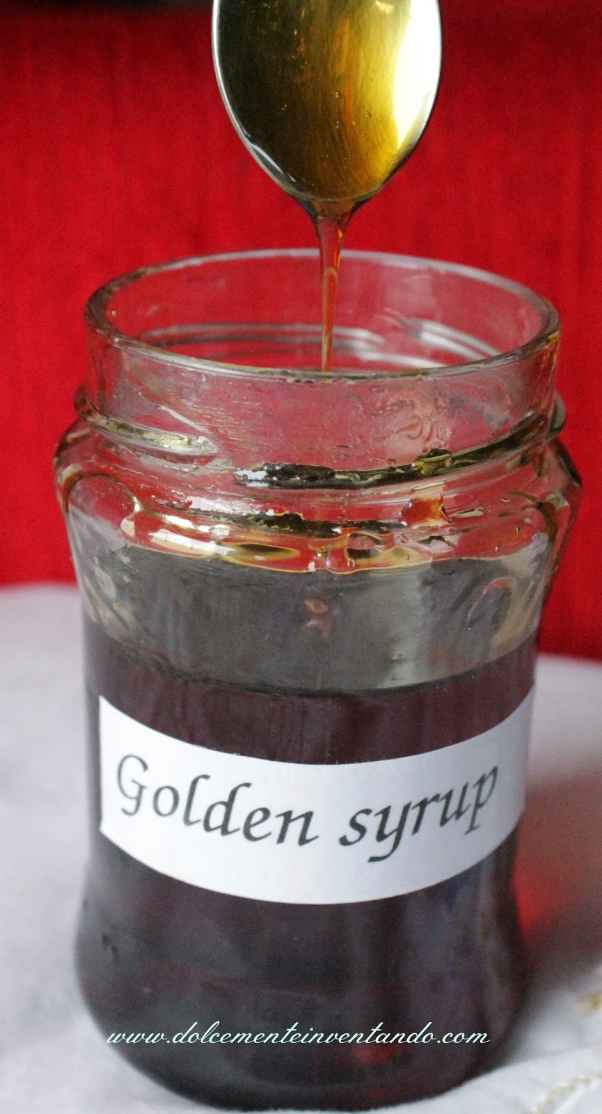 golden syrup fatto in casa: facile, versatile ed economico!