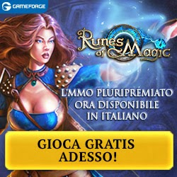 Runes of Magic Download ITA
