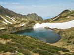 Lacs au dessus de Campan.