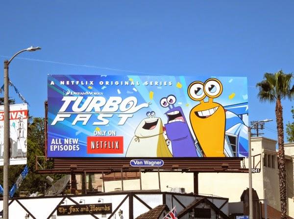 Turbo FAST billboard