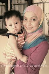 Ummi & 13MO Zahin