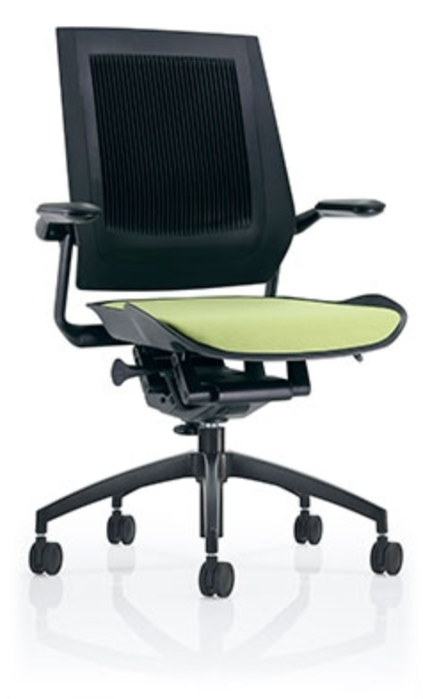 European Styled Eurotech BodyFlex Office Chair