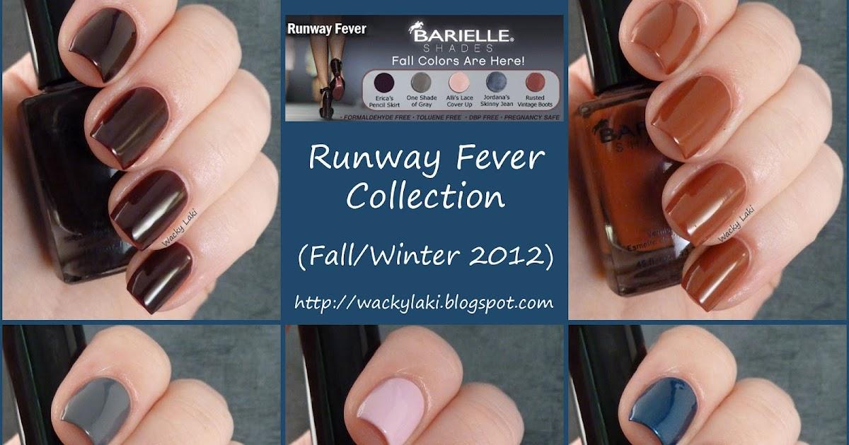 Wacky Laki: Barielle Runway Fever Collection (Fall/Winter 20...