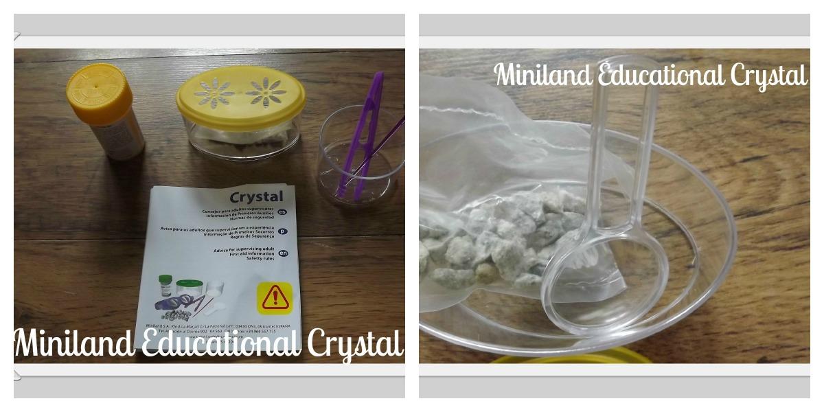 Инструкция кристал miniland