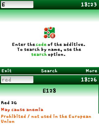 Descargar E-Codes para el celular