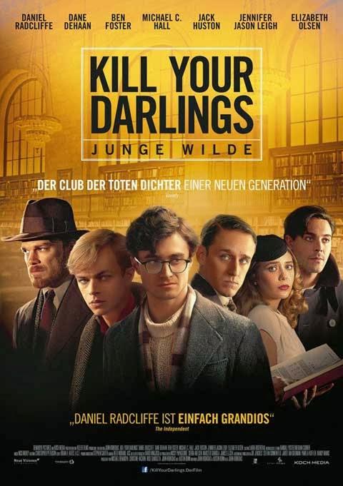 Giết Người Yêu - Kill Your Darlings 2013