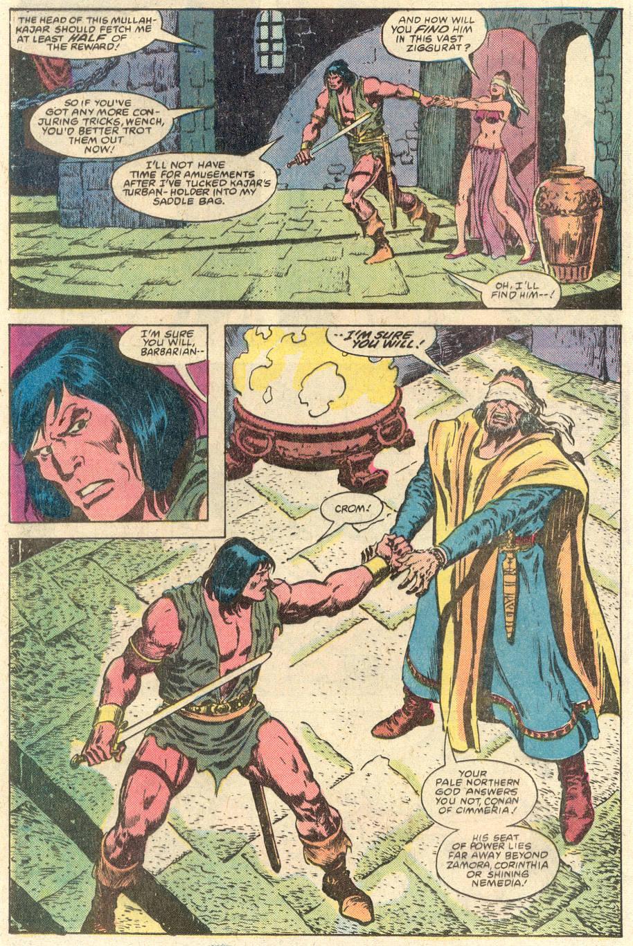 Conan the Barbarian (1970) Issue #117 #129 - English 18