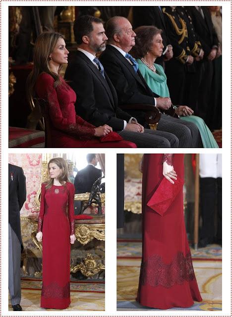 Princesa de Asturias, Imagen, Estilo, Etiqueta